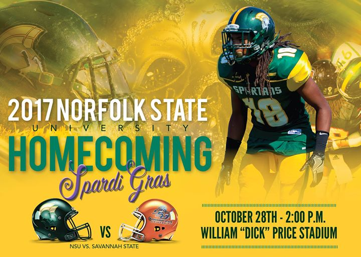 NSU vs. Savannah - Homecoming