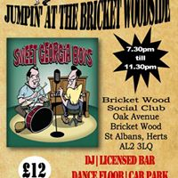 Jumpin at the Bricket Woodside with Sweet Georgia Boys