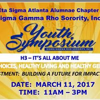20th Annual Youth Symposium (STEM A Social Action)