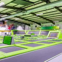 Home Educated Orbital Trampoline Park Session
