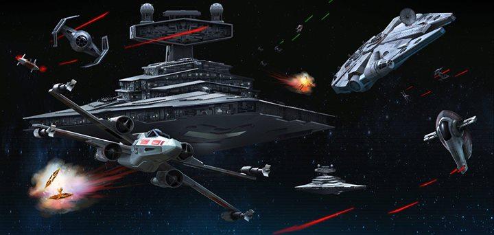 Regional Star Wars Armada