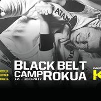 Black belt camp Rokua