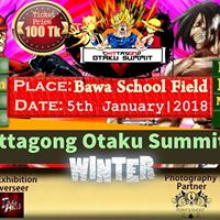 Chittagong Otaku Summit 2k17 (Winter)