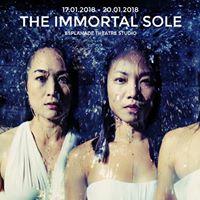Edith Podesta (Australia  Singapore) - The Immortal Sole