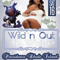 &quotWILDN OUT in WHITE&quot...