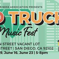 Food Truck &amp Music Fest