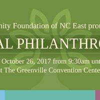 The Community Foundation of NC East Regional Philanthropy Day