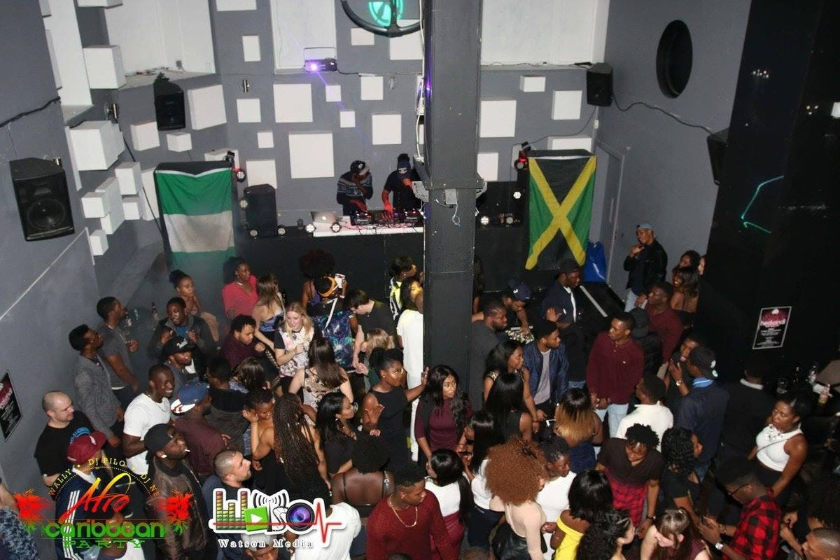 The Biggest Afro Caribbean Party Afrobeats vs Dancehall