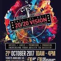 Gospel Summit - Music Business Industry Event