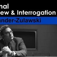 WZ Criminal Interview &amp Interrogation - Sandy UT