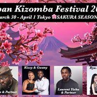 Lets GO Tokyo &quotJapan Kizomba Festival 2018&quot
