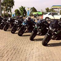 The Z Clan ride to Yercaud