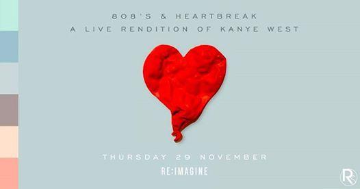 808s & Heartbreak - The Decade Anniversary Rendition of Kanye