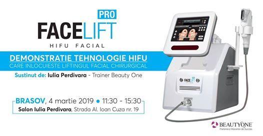 Demonstratie Tehnologie HIFU