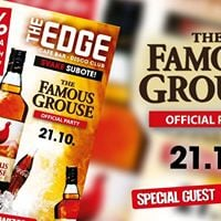 Mega Balcan party - 50% na svia od 23-24h  The Famous Grouse