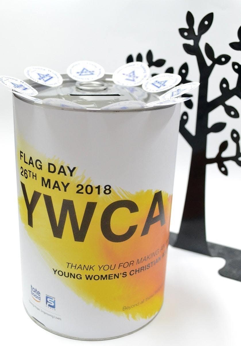 YWCA Flag Day 2018