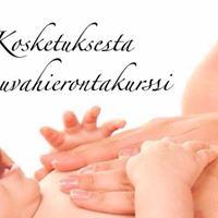 Vauvahierontakurssi - Eln Kosketuksesta