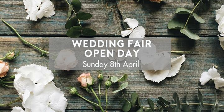Wedding Fair Open Day