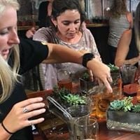 Succulent Sips for the Susan G. Komen 3-Day Hosted by Bella Magazine and...