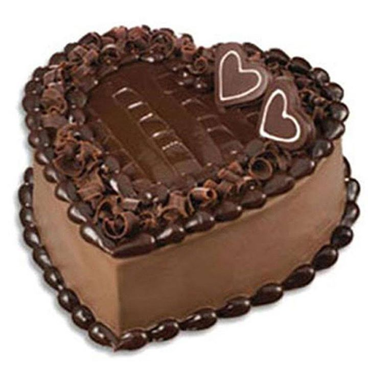 Taller Queque De Chocolate Decorado Para San Valentin At Instituto