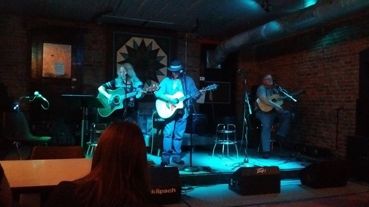 Scheduled Monthly Middle Tennessee Songwriters Show