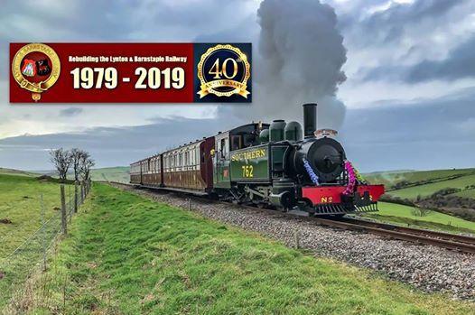 Lynton & Barnstaple Railway Mothers Day - Mums travel Free