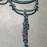 Discover Torch Enameling DNA Pendant