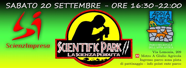 Scientific Park II