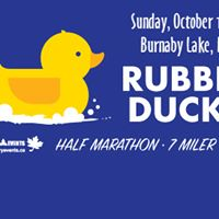 Rubber Ducky 5K 7Miler &amp Half Marathon