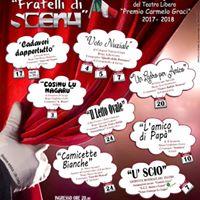IL LETTO OVALE - Piccolo Teatro Stabile Sommatinese