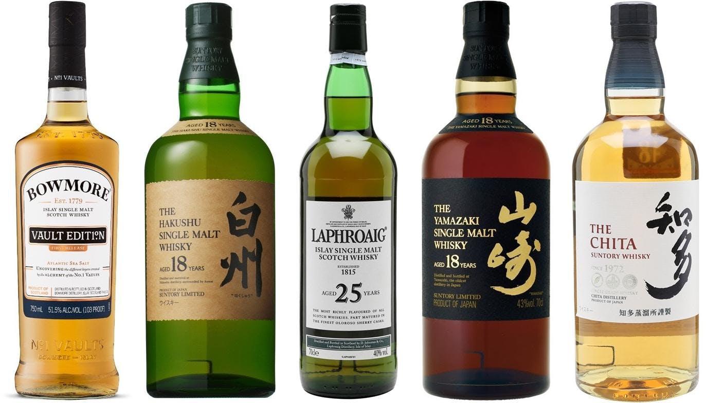Rare Whisky Evening