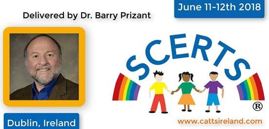 Scerts with Barry Prizant