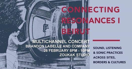 Concert Connecting Resonances I