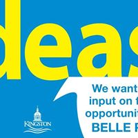 Belle Park Ideas Workshop - June 1 at Artillery Park