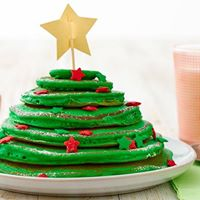 Junior Chef Cooking Class - Pancakes Christmas Theme