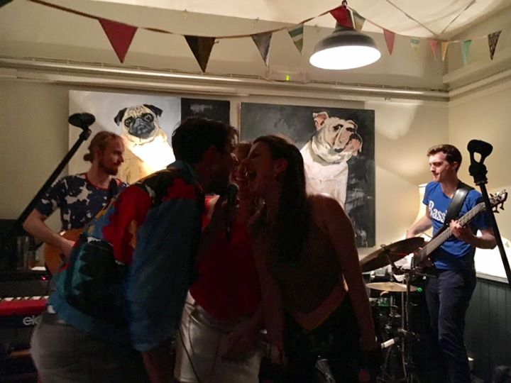 Love Volcano returns to Exmouth Market Beer Festival