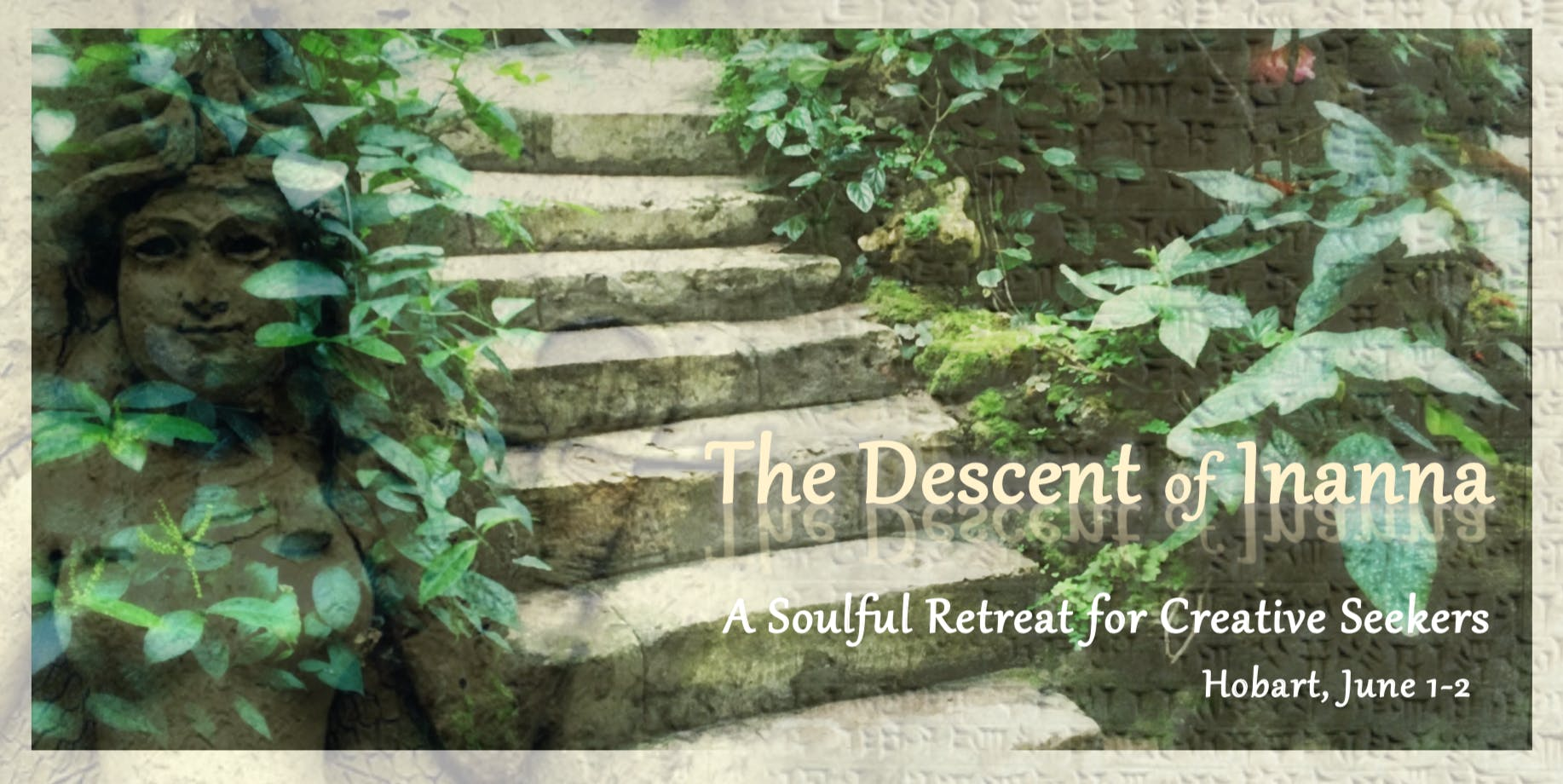 The Descent of Inanna A Soulful Storytelling Retreat for Seekers