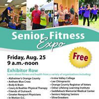 2017 Senior Fitness Expo