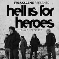 Hell Is For Heroes at The Cavern