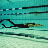 Freedive Dynamic competitie