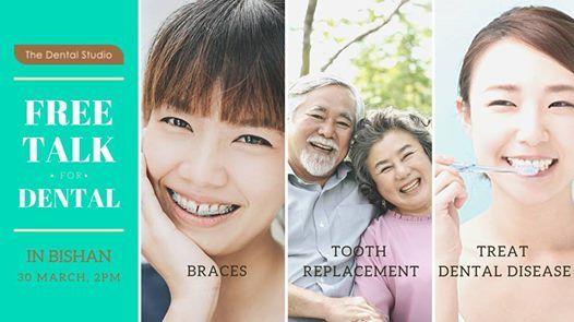 Dental Talk in Bishan Braces Gum Disease & Teeth Replacement