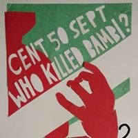 Concert Tte de Nud Cent50sept  Who killed bambi  au Riveter