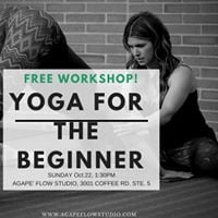Free Beginners Yoga Workshop for Women