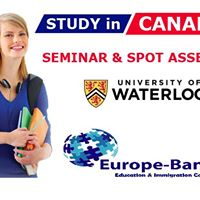 Seminar and Spot Assessment - University of Waterloo Canada