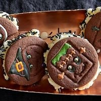 SPOOKY Cookie Decorating
