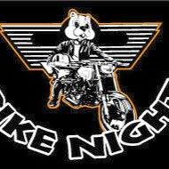 Bike Night at The Rack to benefit The Racks Hero for Families Foundation. With Justin Ross