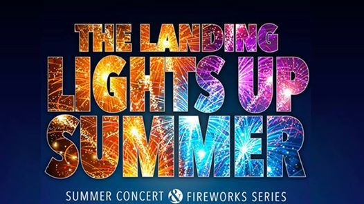 The Landing Lights Up August