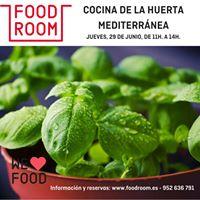 Cocina de la Huerta Mediterrnea