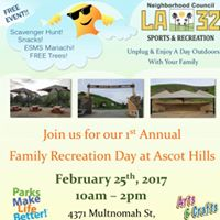 LA-32 NC Family Recreation Day at Ascot Hills