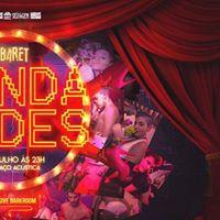 Manda Nudes Vem pro Cabaret - R15 at 00h c nome no mural